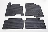 """Резиновые коврики """"Stingray Premium"""" на Kia Ceed 12-/Hyundai I 30 12- (полный-4шт)"""