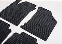 "Резиновые коврики ""Stingray Premium"" на Kia Cerato 04- (передние-2шт)"