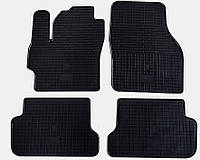 """Резиновые коврики """"Stingray Premium"""" на Mazda 3 (04-13) (полный-4шт)"""