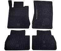 """Резиновые коврики """"Stingray Premium"""" на Mercedes E210 95- (полный-4шт)"""