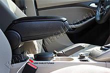 Подлокотник Ford Focus 2011- /с USB,черный/
