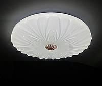 Круглая современная люстра Smart на пульте (полочный светильник LED) 86W 006 ProСВЕТ