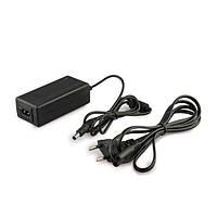 Адаптер 12V 10A пластик + кабель | универсальный блок питания для ноутбука