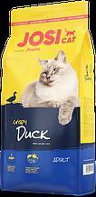 JosiCat Crispy Duck ЙозіКет Кріспі Дак (Качка), 10 кг