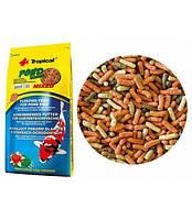 TROPICAL POND STICKS MIXED  4 KG 50L основной  корм в виде палочек