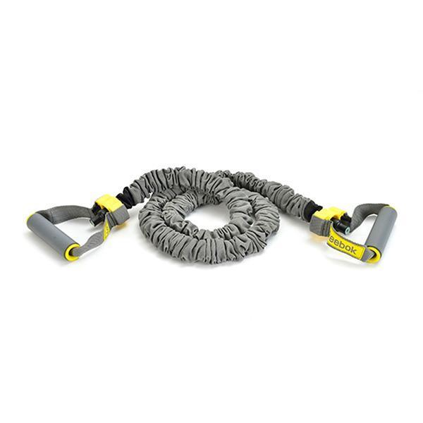 Эспандер трубчатый Reebok RSTB-10073, 4 уровень сопротивления
