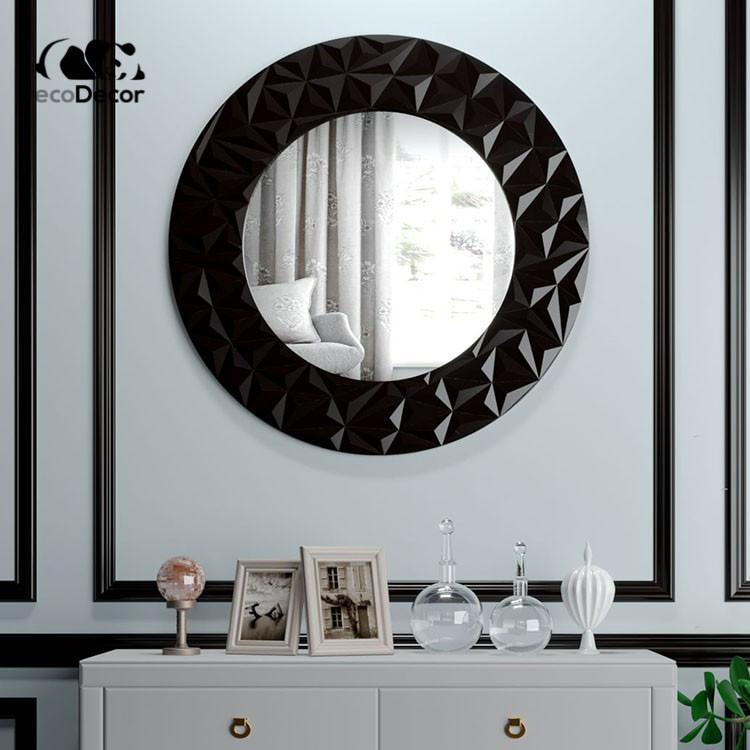 Зеркало в прихожую черное Vatican K1