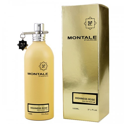 Женские духи Montale Higness Rose 100ml LUX