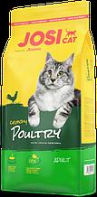 JosiCat Crunchy Poultry ЙозіКет Кранчі Полтрі (Птиця), 10 кг