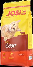 JosiCat Tasty Beef Йозікет Тейсті Біф (Яловичина), 10 кг