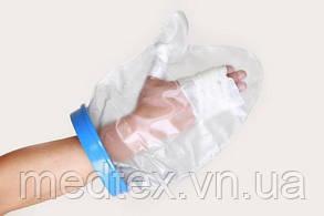 Водонепроницаемый чехол для душа при травме руки, для гипса
