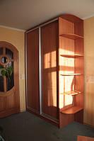 Шкаф-купе Браун-16, Размер шкафа на фото 1800*600*2400