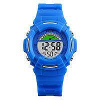 Skmei 1272 kids синие детские спортивные часы, фото 1