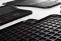 "Резиновые коврики ""Stingray Premium"" на Skoda Superb I 02- (4шт)"