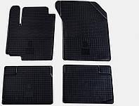 """Резиновые коврики """"Stingray Premium"""" на Suzuki SX4 05-Swift 05-/Fiat Sedici 06- (полный-4шт)"""