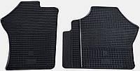 "Резиновые коврики ""Stingray Premium"" на Toyota Hiace 95- (передние-2шт)"