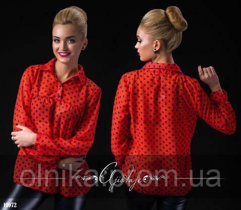 Блуза - 10072 Розмір:M