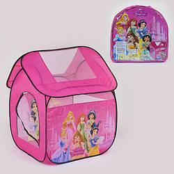 Палатка детская в сумке 8009 Р 48 2 112 х 102 х 114 см Розовый, КОД: 1286146