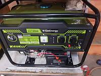 Генератор бензиновый 6,0 кВт, max 6.5 кВт. электрический стартер, 100% медь GetEnergy (Корея)