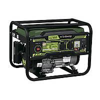 Генератор бензиновый 2,8 кВт, max 3.1 кВт. ручной стартер, 100% медная обмотка GetEnergy (Корея)