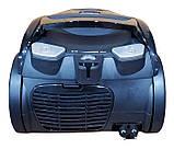 Пилосос Kassel 5078B, Колбовый 3л ( 3000W ) Без мішка, для сухого прибирання, побутової, для дому, фото 2