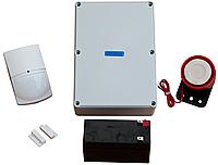Комплект проводной gsm сигнализации GSM-Kit HB1