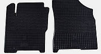 """Резиновые коврики """"Stingray Premium"""" на ZAZ Forza 11-/ Chery A13 08- (передние-2шт)"""