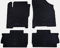 "Резиновые коврики ""Stingray Premium"" на ZAZ Forza 11-/ Chery A13 08- (полный-4шт)"