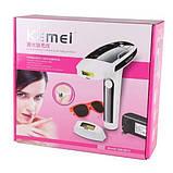Лазерный эпилятор Kemei TMQ-KM 6812   фотоэпилятор   фото эпилятор, фото 7