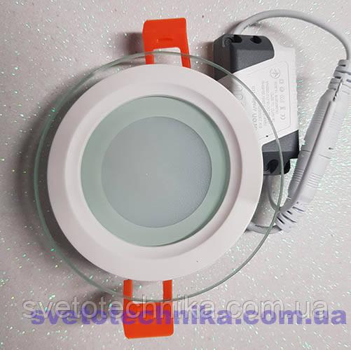 Feron  AL2110 6W 5000K LED панель круг