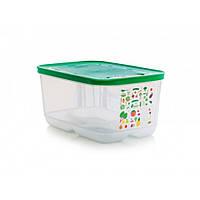 Контейнер Умный холодильник (4,4 л) для овощей и фруктов Tupperware, фото 1