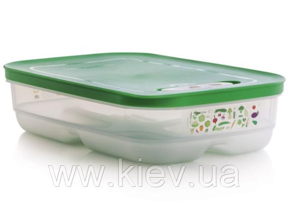 Контейнер Умный холодильник Tupperware (1,8 л) для овощей и фруктов Tupperware
