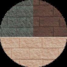 Панели Ю-Пласт Stone-House (камень)