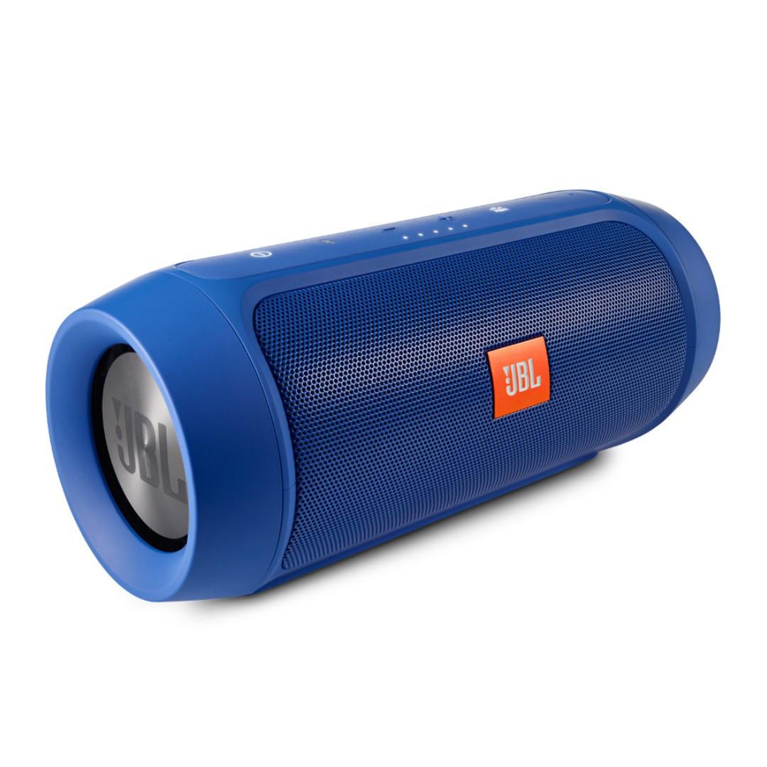 Колонка JBL Charge 2 + (синяя)