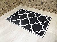 Турецький килимок для ванної розмір 50х80 з бавовни. 5080-9