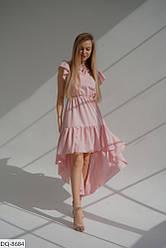 Платье удлиненное 165218