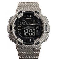 Skmei 1472 champion хаки мужские спортивные часы, фото 1