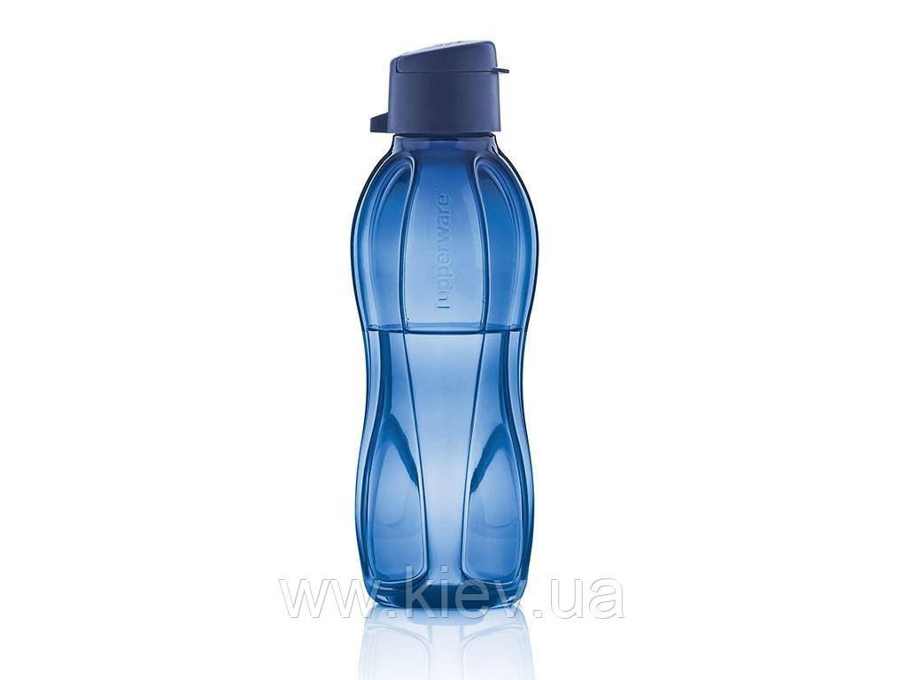 Эко-бутылка Tupperware 500 мл с клапаном, многоразовая бутылка для воды Tupperware (Оригинал)