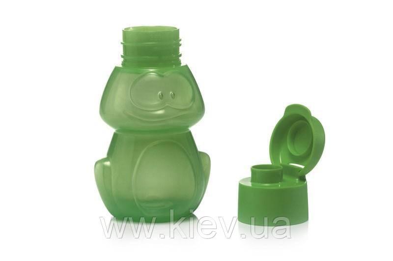 Эко-бутылка «Лягушонок» (350 мл), многоразовая бутылка для воды Tupperware (Оригинал)