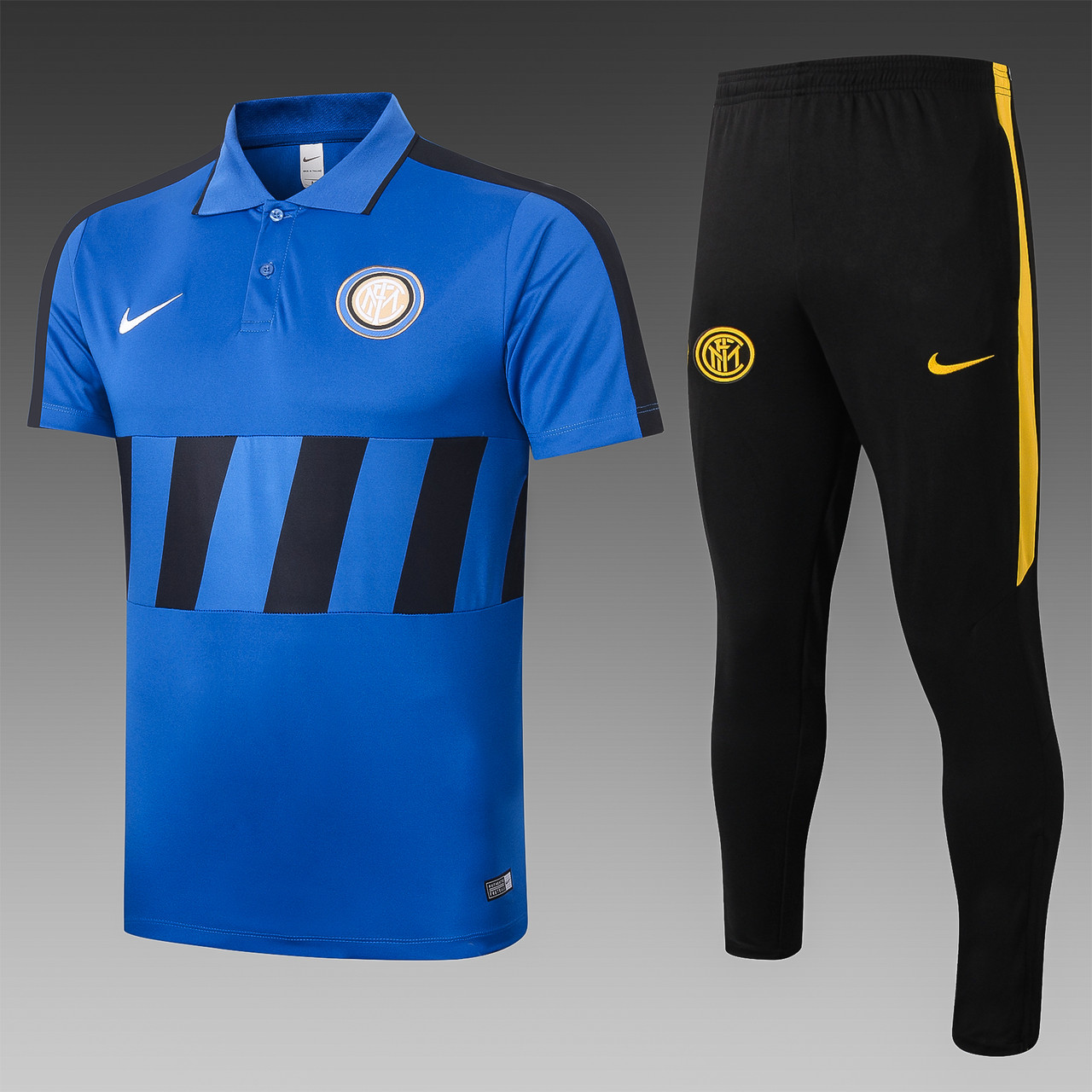 Летний тренировочный костюм Интер (Милан) 2020-21