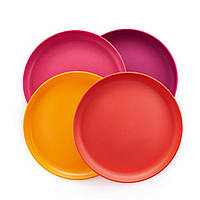 Тарелочка «Аллегро» диаметр 24см, 4шт Tupperware
