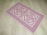 Турецький килимок для ванної розмір 50х80 з бавовни. 5080-13