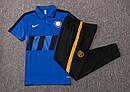 Летний тренировочный костюм Интер (Милан) 2020-21, фото 2