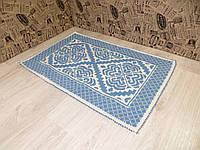 Турецький килимок для ванної розмір 50х80 з бавовни. 5080-14