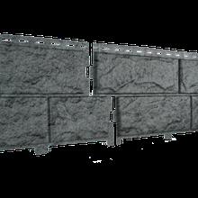 Фасадная панель Ю-Пласт Stone-House изумрудная (камень)