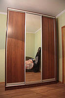 Шкаф-купе Браун-17, Размер на фото 1800*600*2400