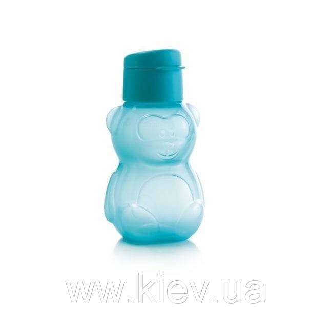 Эко-бутылка «Мишка» (350 мл), многоразовая бутылка для воды Tupperware (Оригинал)