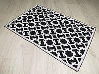 Турецький килимок для ванної розмір 50х80 з бавовни. 5080-16