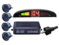 Парктроник на 4 датчика Assistant Parking | парковочный радар | парковочная система, фото 1