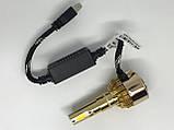 Автолампи Turbo Led C6 H4 6500K/3800Лм (in-97), фото 5